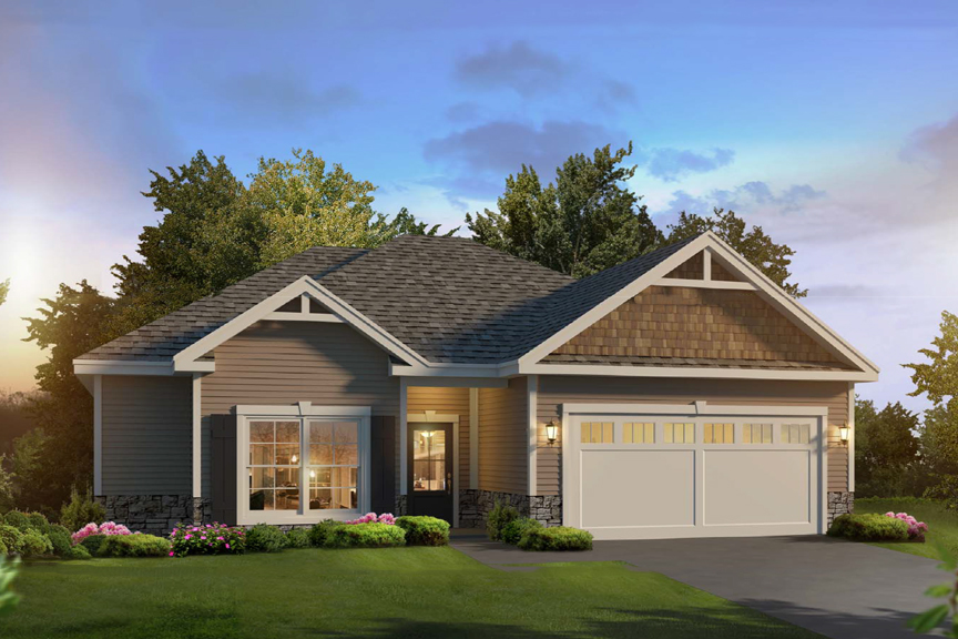 Sold Orchard Park Willow Plan Highlands Cove